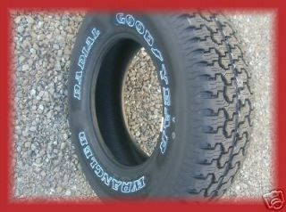 NEW 235 75 R 15 GOODYEAR WRANGLER RADIAL ALL TERRAIN TIRES 75R15 R15