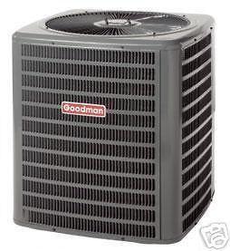 New Goodman A/C Central Air Conditioner Condenser 10 Year Warranty