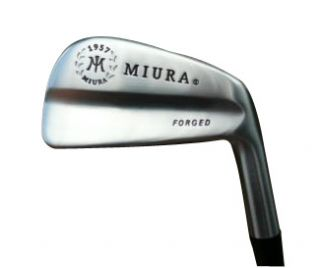 Miura Forged Iron set Golf Club