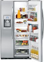 counter depth refrigerator stainless in Refrigerators