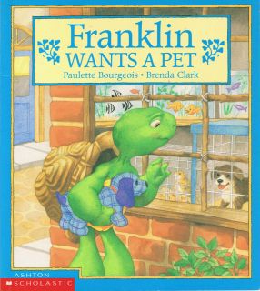 franklin turtle books in Children & Young Adults