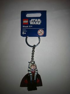 Brand New with Tag Lego Star Wars STORMTROOPER KEYCHAIN 850355