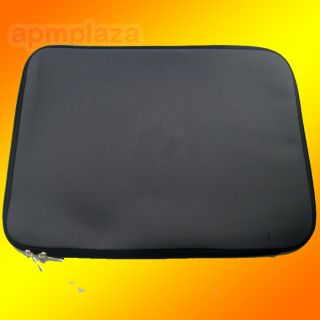 GREY 15 15.4 Inch Laptop Sleeve Carry Bag Pouch Case Cover for Dell
