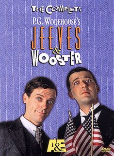 Jeeves and Wooster   The Complete Collection DVD, 2002, 8 Disc Set