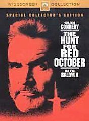 The Hunt for Red October DVD, 2003, Collectors Edition   Checkpoint