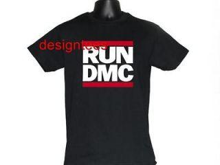 RUN DMC HIP HOP GROUP CUSTOM TEE T SHIRT T SHIRT S M L XL 2XL 3XL NEW