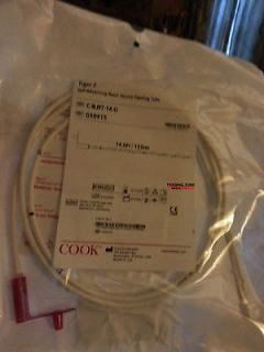 COOK TIGER 2 Self Advancing Nasal Jejunal FEEDING TUBE REF C NJECT 14