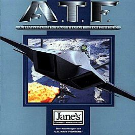 Janes ATF    Advanced Tactical Fighter PC, 1996