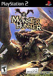 Monster Hunter (Sony PlayStation 2, 2004)
