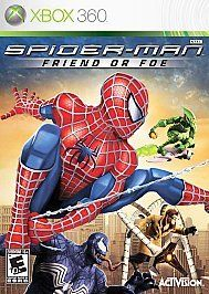Spider Man Friend or Foe   Nintendo DS Game Complete
