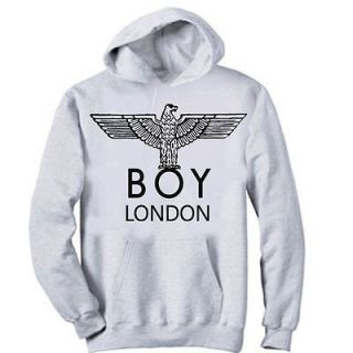 Boy London Eagle Hoodie Hooded Sweater Jumper Top   *NEW* All Sizes