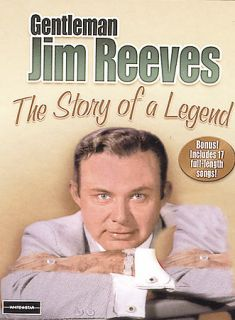 Gentleman Jim Reeves The Story of a Legend DVD, 2003