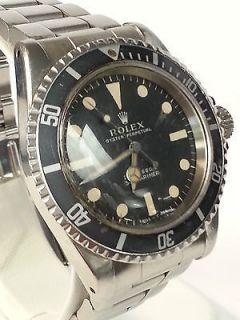 1960 Rolex Submariner Ref 5513 # 14XXXXX Bracelet 93150