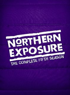 Northern Exposure   The Complete Fifth Season DVD, 2006, 5 Disc Set
