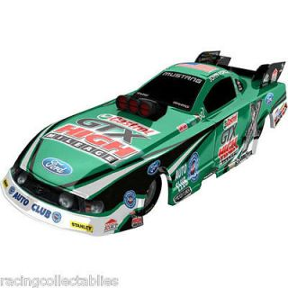 2012 JOHN FORCE CASTROL GTX HIGH MILAGE FUNNY CAR NHRA 1/24 NEW