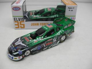 2012 JOHN FORCE Elvis 35th Anniversary Castrol GTX 164 Action Funny