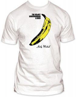 velvet underground shirt in Mens Clothing