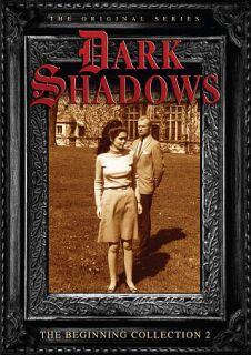 Dark Shadows   The Beginning 2   Episodes 36 to 70 DVD, 2012, 4 Disc