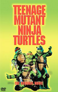 Teenage Mutant Ninja Turtles   The Movie Mini DVD, 2005