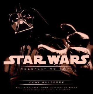 Star Wars Roleplaying Game by Owen K. C. Stephens, Rodney Thompson and