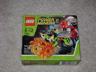 LEGO POWER MINERS STONE CHOPPER 8956***SEALED***BRAND NEW***