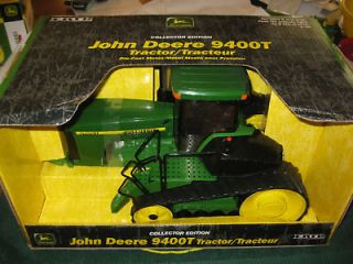 16 9400T JOHN DEERE Collector Edition 2000 Farm Toy Tractor 11 years