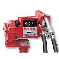 NEW TUTHILL FILL RITE FR701V FUEL TRANSER 115V PUMP