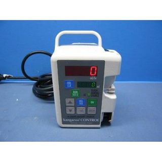 Tycos Kendal Kangaroo Control Enteral Feeding Pump Tested With A 60
