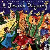 Jewish Odyssey CD, Sep 2000, 2 Discs, Putumayo