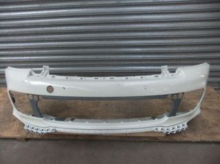 MINI COOPER R56 2011  JCW AERO FRONT BUMPER *GENUINE PART* WHITE [28A]