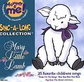 Mommy and Me Mary Had a Little Lamb 2001 Blister by Countdown Kids The