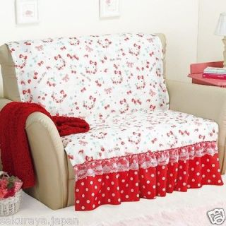 Hello Kitty Sofa Cover Interior 100 x 160 cm Sanrio from Japan Import