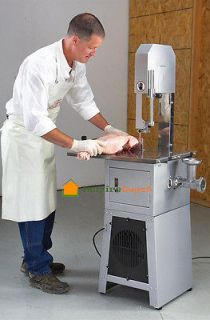 Kitchen Equipment > Food Preparation Equipment > Meat Grinders