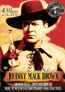 Classic Westerns   Johnny Mack Brown Four Feature DVD, 2007