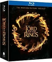 The Lord of the Rings The Motion Picture Trilogy Blu ray Disc, 2010, 9
