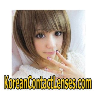 Korean Contact Lenses EYE CONTACTS/LENS/KOREA/CIRCLE/COLORED/COLOR