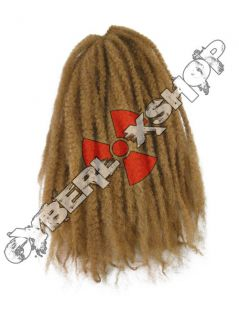 KANEKALONSTORE MARLEY BRAID AFRO KINKY HAIR #27 HONEY BLONDE DREADS