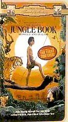 Rudyard Kiplings The Second Jungle Book Mowgli and Baloo VHS, 1998