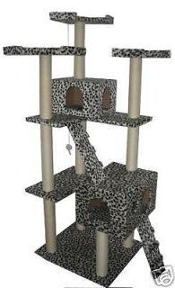 73 cat tree condo furniture scratch post pet house l