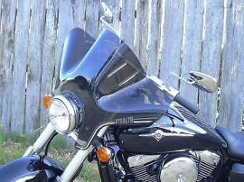 kawasaki vulcan 1500 classic windshield in Windshields