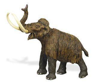 WOOLY MAMMOTH by Safari Ltd; toy/prehistoric/Wild Safari NICE