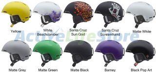 GIRO SST Black Insulated Ski Snowboard Helmet   Size S (53 55cm)