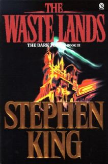 The Waste Lands Bk. 3 by Stephen King 1992, Paperback, Reprint