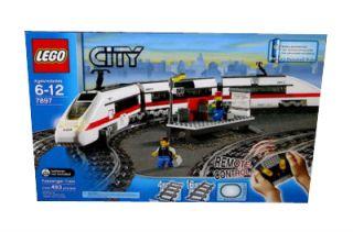 Lego City Train Starter Set 7897