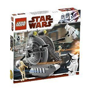 lego 4544186 star wars corporate alliance tank droid 7748 time