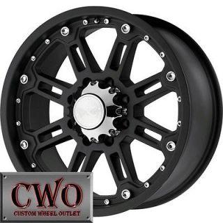 Newly listed 17 Black Black Rhino Rockwell Wheels Rims 5x139.7 5 Lug