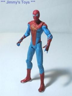 U06 MARVEL THE AMAZING SPIDER MAN CONCEPT SERIES ACTION FIGURE  NO