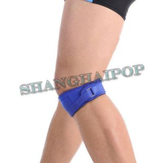 Knee Strap Support Belt Pain Relief Injury Sports Tendon Brace Terapy