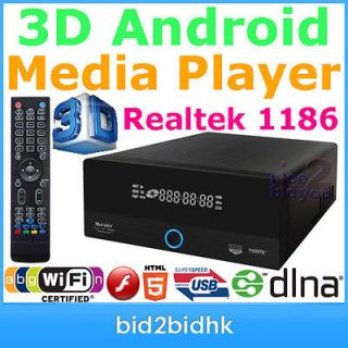 ray Android Linus Network Media Player Hub USB 3.0 Realtek RTD 1186DD