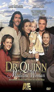 Dr. Quinn, Medicine Woman   The Complete Season 5 DVD, 2005, 7 Disc